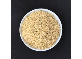 Long grain brown rice (Non-fragrant type)